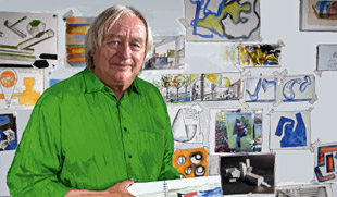 Art, the alpha and omega of contemporary architecture: Steven Holl Architects